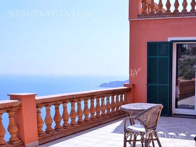 Villa a Ventimiglia rimuovere Sea