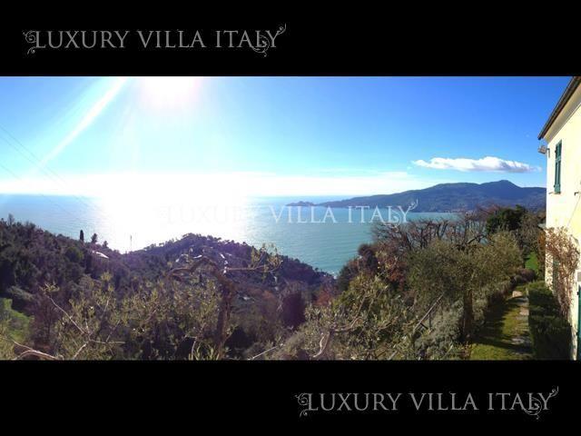 Дом в Рапалло, Италия, 2500 м2 - фото 1