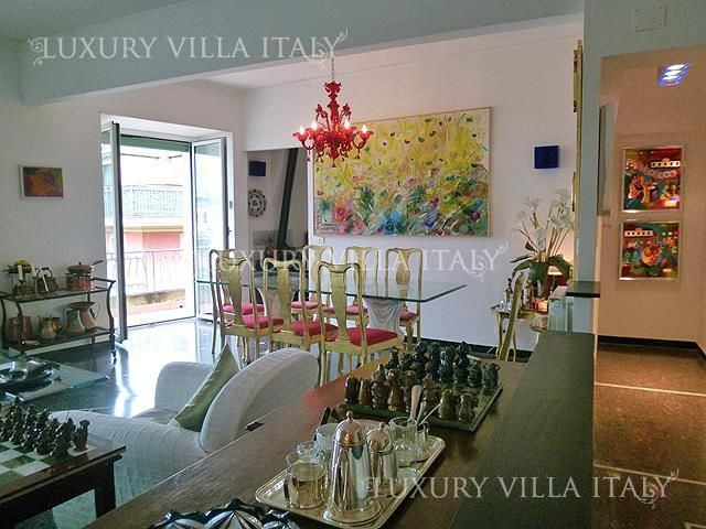 Квартира в Санта-Маргерита-Лигуре, Италия, 130 м2 - фото 1