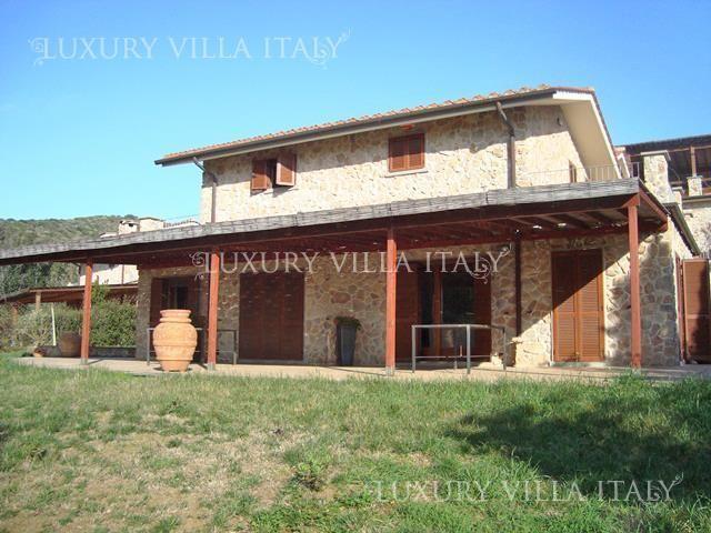 Дом в Пунта-Ала, Италия, 280 м2 - фото 1