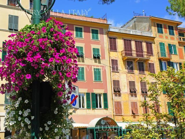 Квартира в Санта-Маргерита-Лигуре, Италия - фото 1