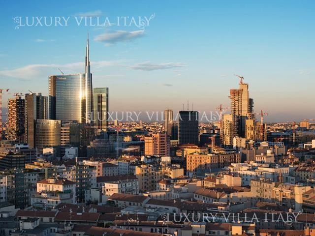 Квартира в Милане, Италия, 311 м2 - фото 1