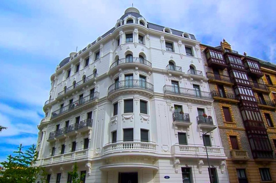 Купить квартиру сан-себастьян испания