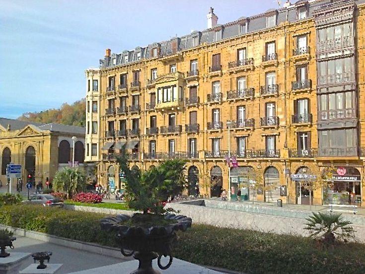 Недвижимость в сан себастьяне испании