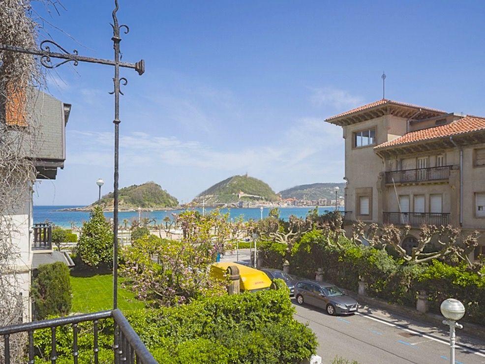 Сан себастьян испания купить недвижимость