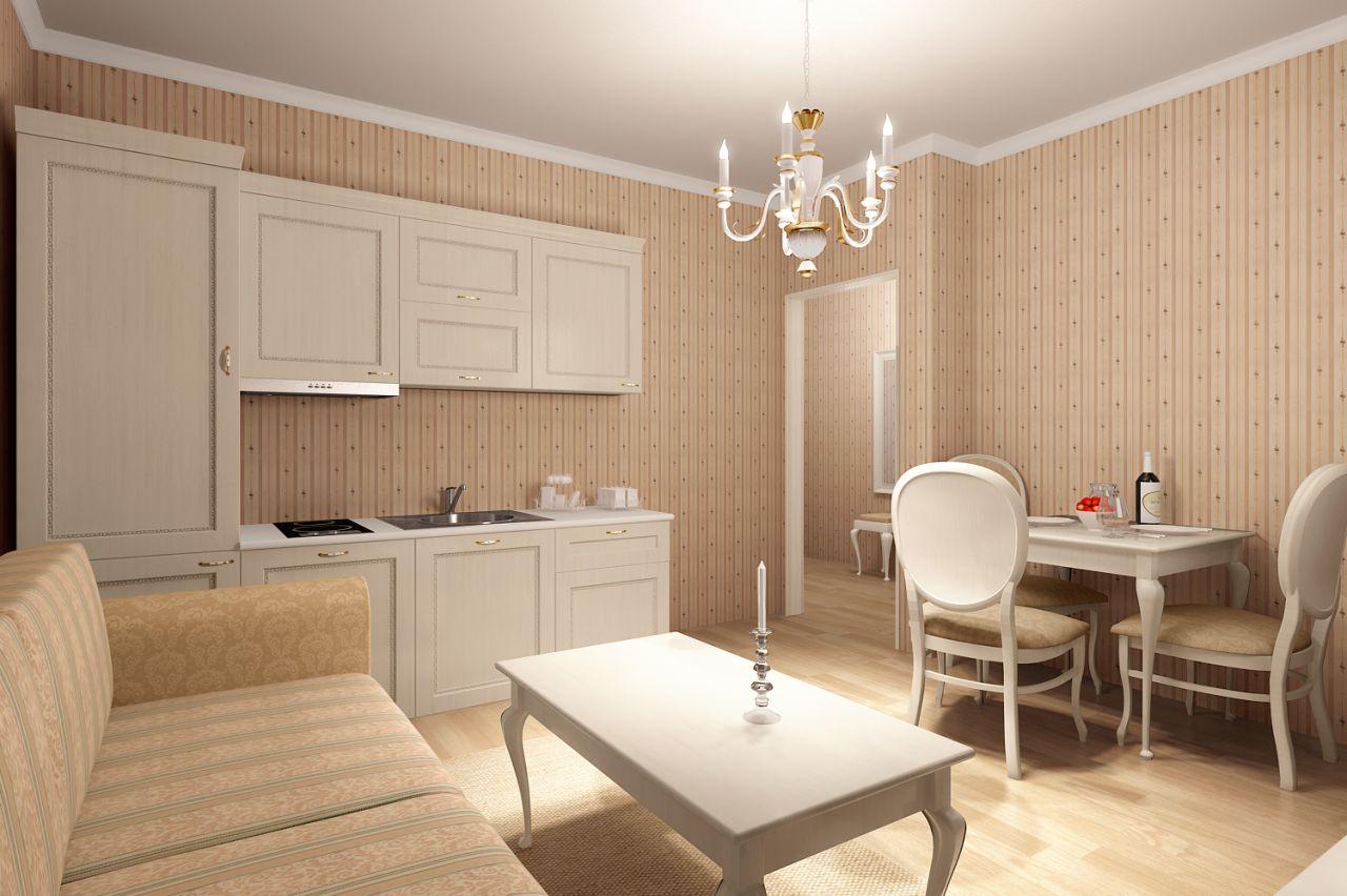 Квартира в Святом Власе, Болгария, 45 м2 - фото 1