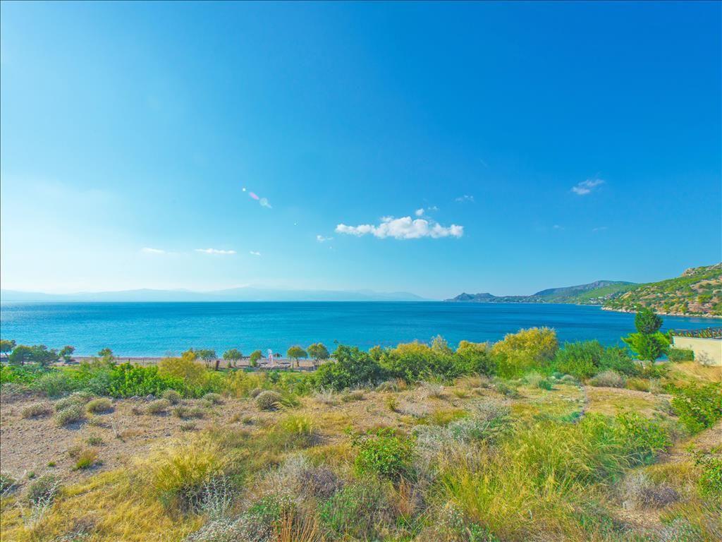 Земля в Коринфии, Греция, 1321 м2 - фото 1