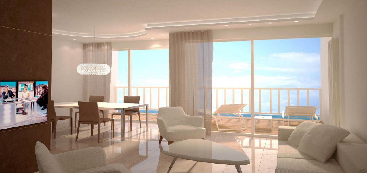 Апартаменты в Сен-Романе, Монако, 92 м2 - фото 1