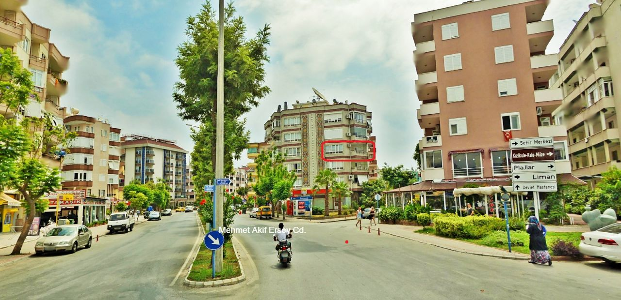 Квартира в Аланье, Турция, 100 м2 - фото 1