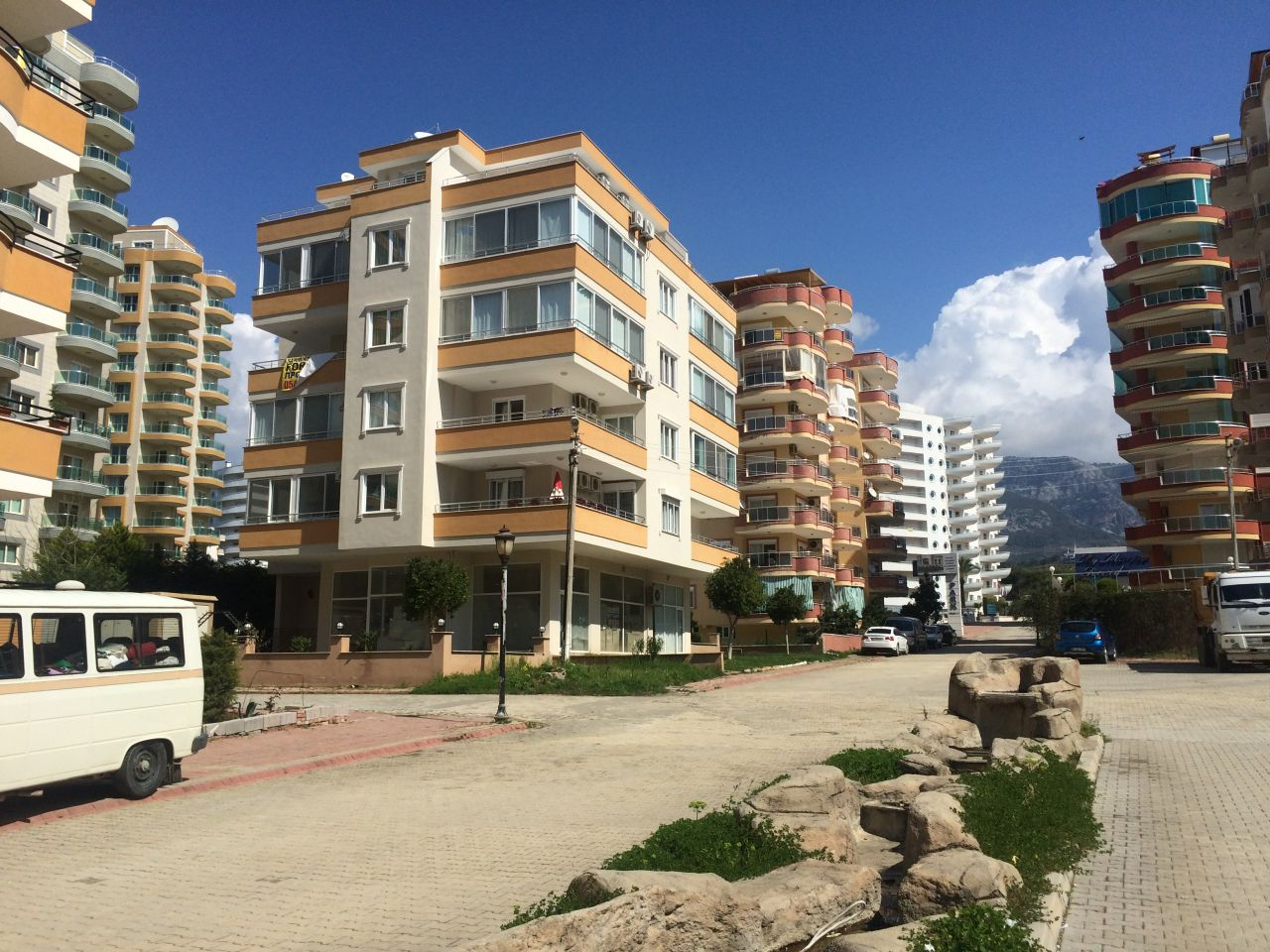 Квартира в Аланье, Турция, 78 м2 - фото 1