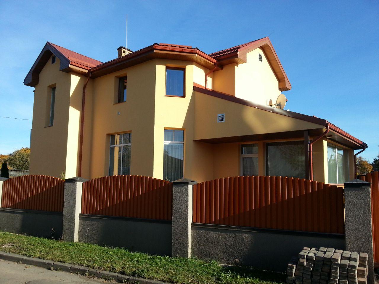 Дом в Риге, Латвия, 600 м2 - фото 1
