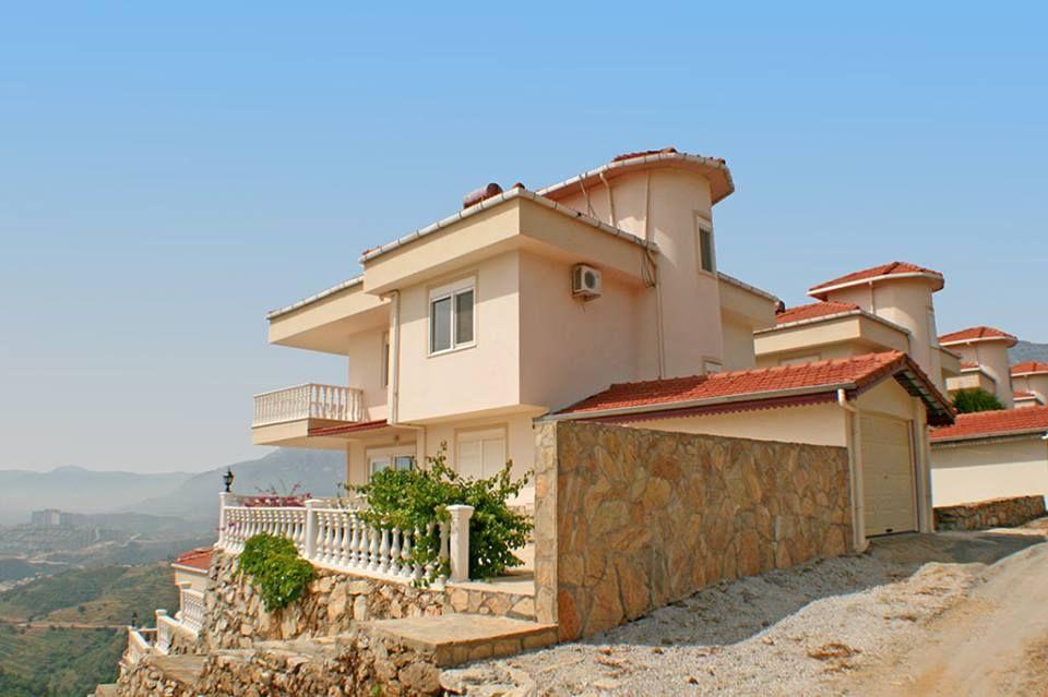 Вилла в Аланье, Турция, 300 м2 - фото 1