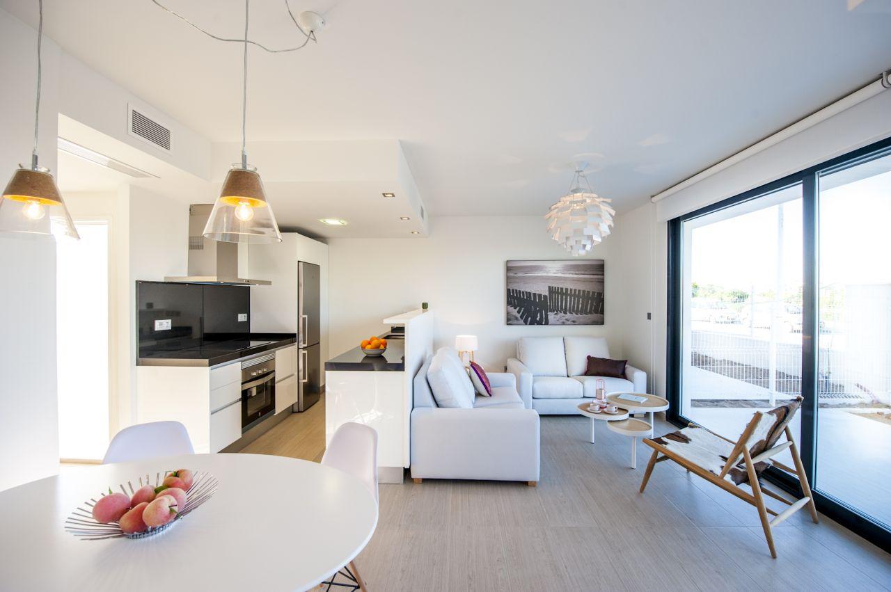 Апартаменты на Коста-Бланка, Испания, 148 м2 - фото 1