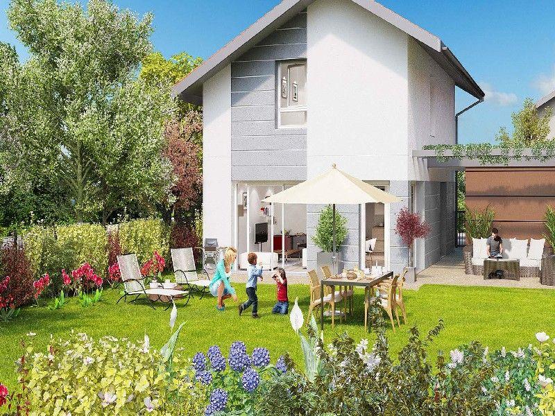 Апартаменты у Женевского Озера, Франция, 73 м2 - фото 1