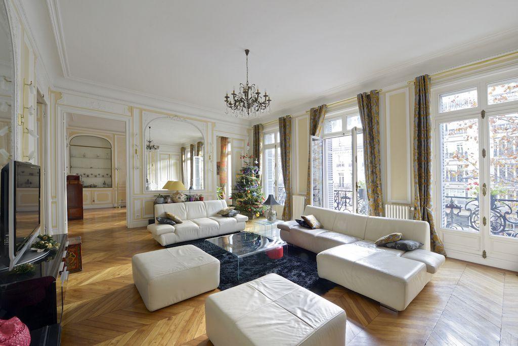 Квартира в Париже, Франция, 236 м2 - фото 1