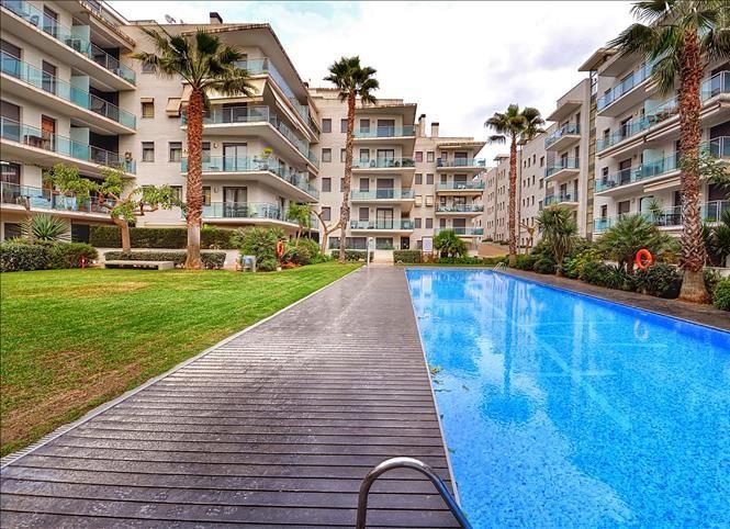 Квартира на Льорет-де-Мар, Испания, 77 м2 - фото 1