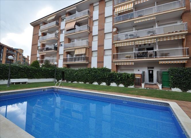 Квартира на Льорет-де-Мар, Испания, 80 м2 - фото 1