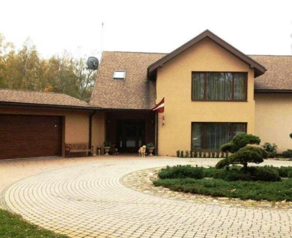 Дом Балтэзерс, Латвия, 290 м2 - фото 1