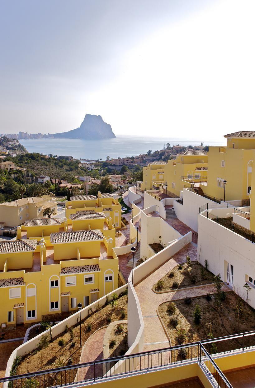 Испания города недвижимость