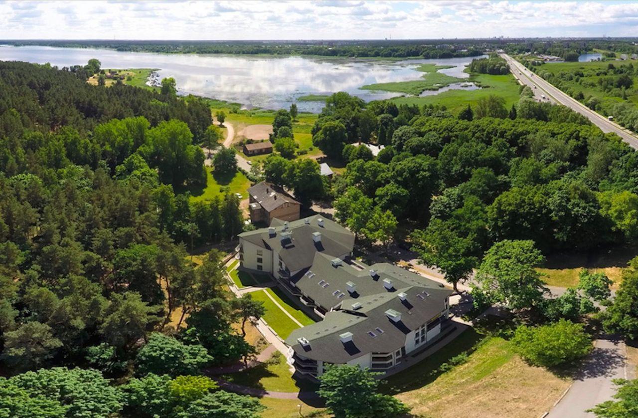 Апартаменты в Риге, Латвия, 117.5 м2 - фото 1