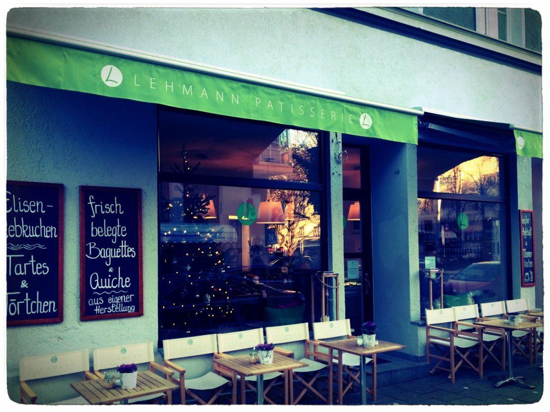 Кафе, ресторан в Мюнхене, Германия, 68 м2 - фото 1
