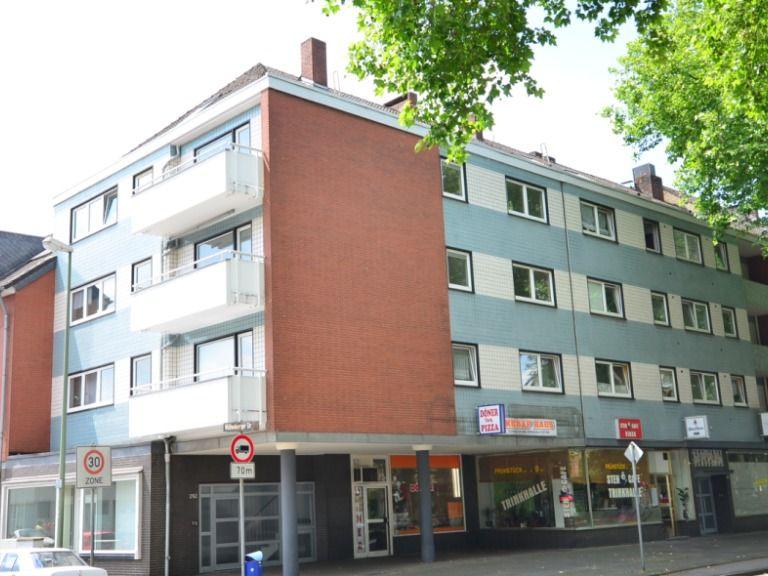 Доходный дом в Дюссельдорфе, Германия, 1 м2 - фото 1