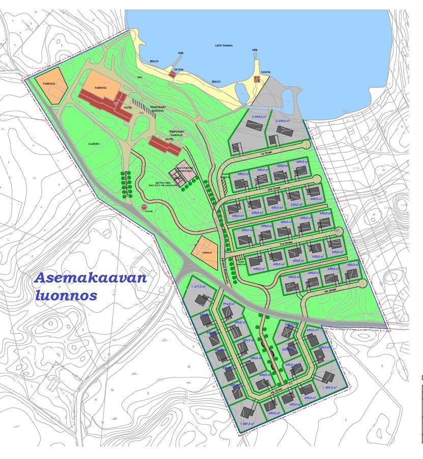 Земля в Лаппеенранте, Финляндия, 100000 м2 - фото 6