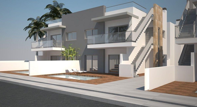 Апартаменты на Коста-Бланка, Испания, 98 м2 - фото 1