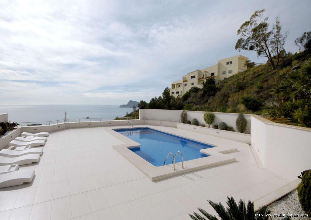 Апартаменты в Альтеа, Испания, 105 м2 - фото 1