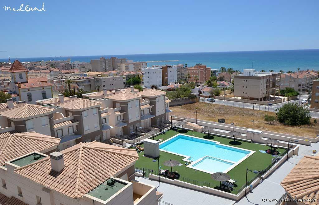 Апартаменты в Санта-Поле, Испания, 74 м2 - фото 1