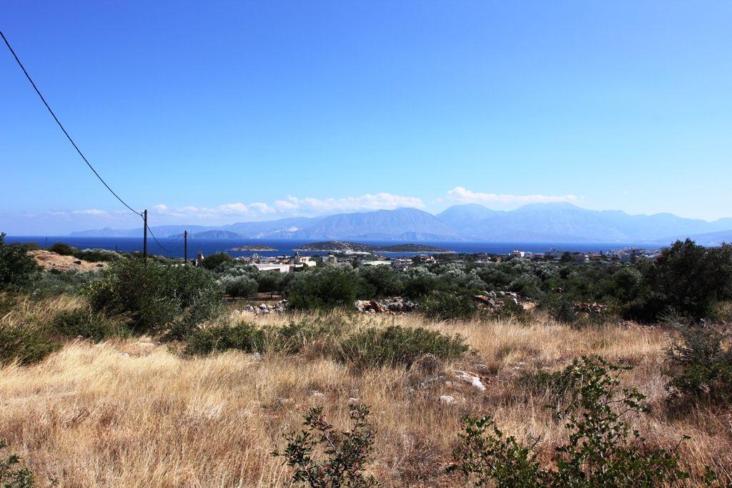 Земля в Ласити, Греция, 4800 м2 - фото 1