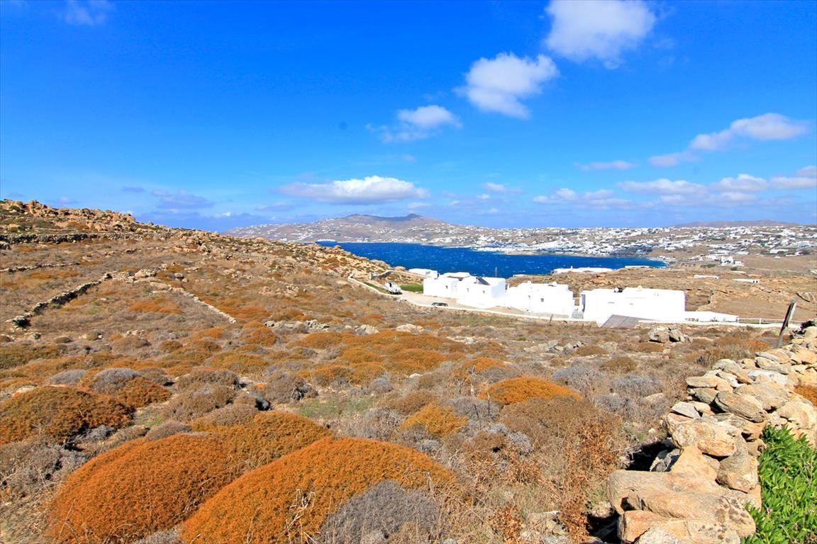 Земля на Миконосе, Греция, 6250 м2 - фото 1