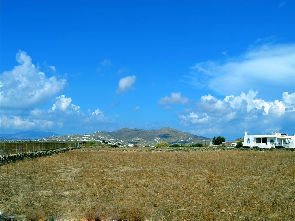 Земля на Миконосе, Греция, 6750 м2 - фото 1