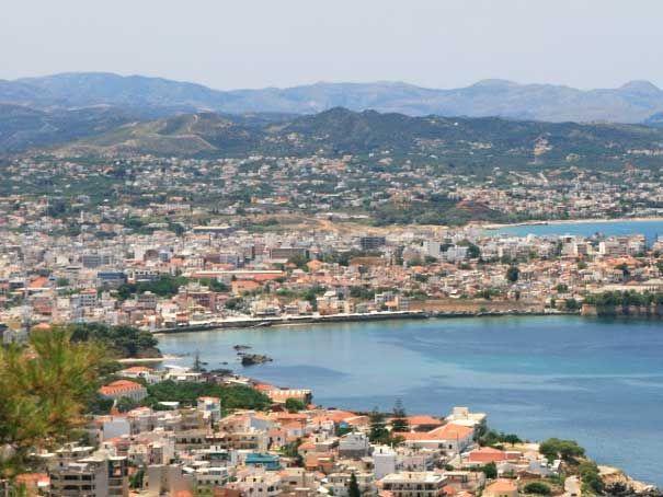 Земля в Ханье, Греция, 1193 м2 - фото 1