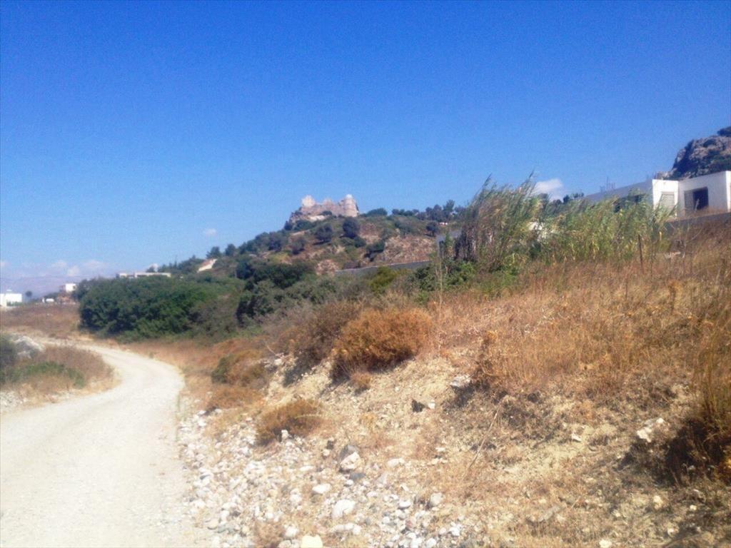 Земля в Халкиде, Греция, 860 м2 - фото 1