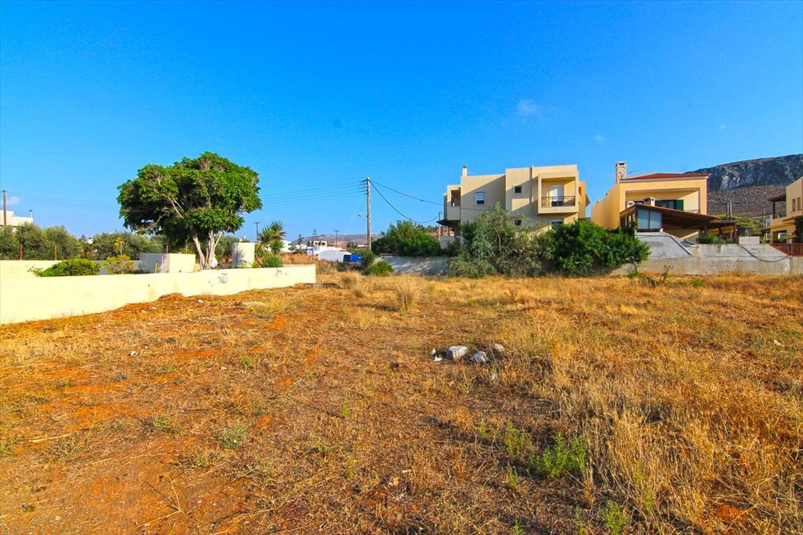 Земля в Аналипси, Греция, 800 м2 - фото 1