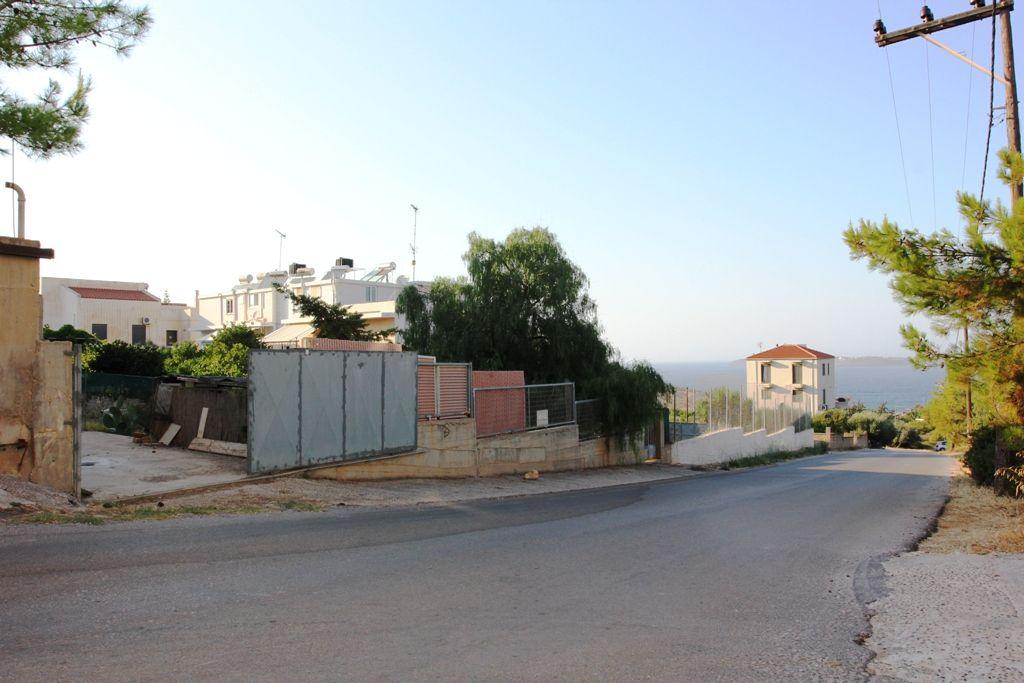 Земля в Ханье, Греция, 420 м2 - фото 1