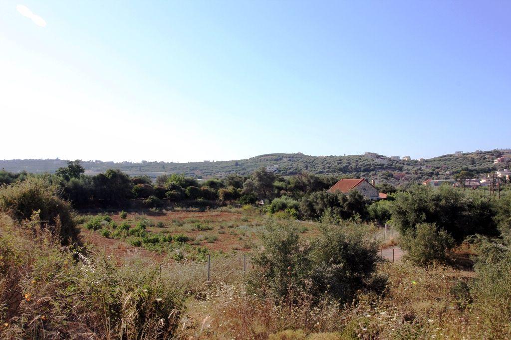 Земля в Ханье, Греция, 2800 м2 - фото 1