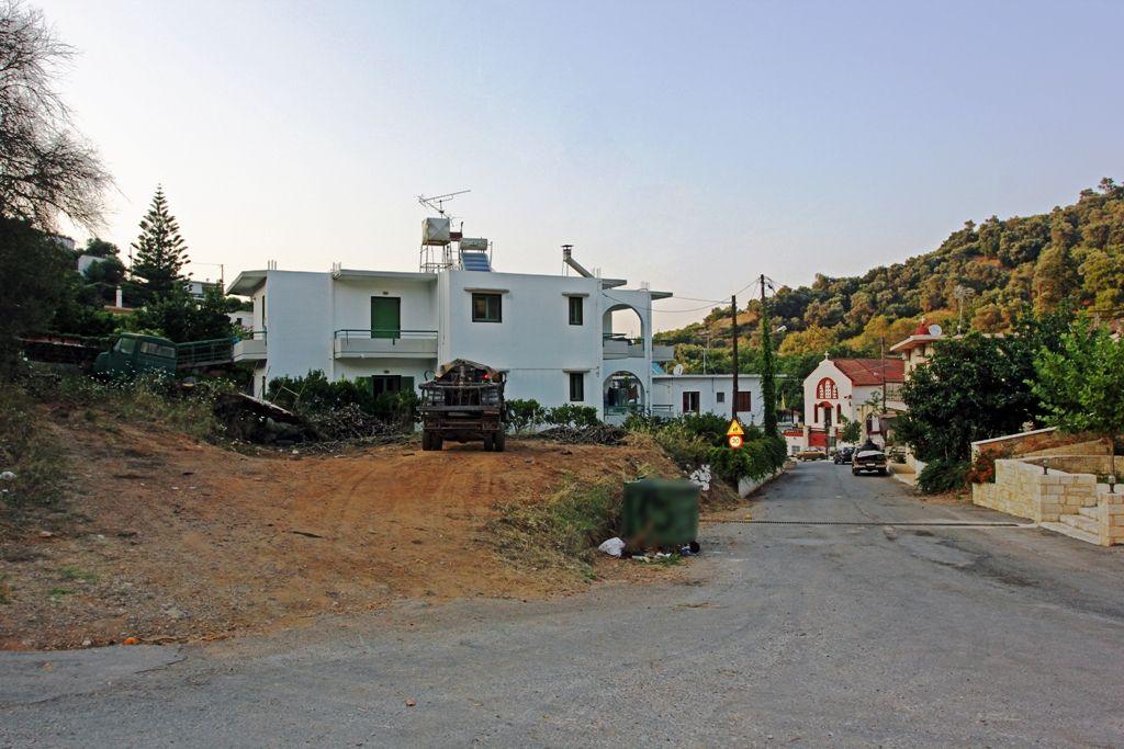 Земля в номе Ханья, Греция, 350 м2 - фото 1