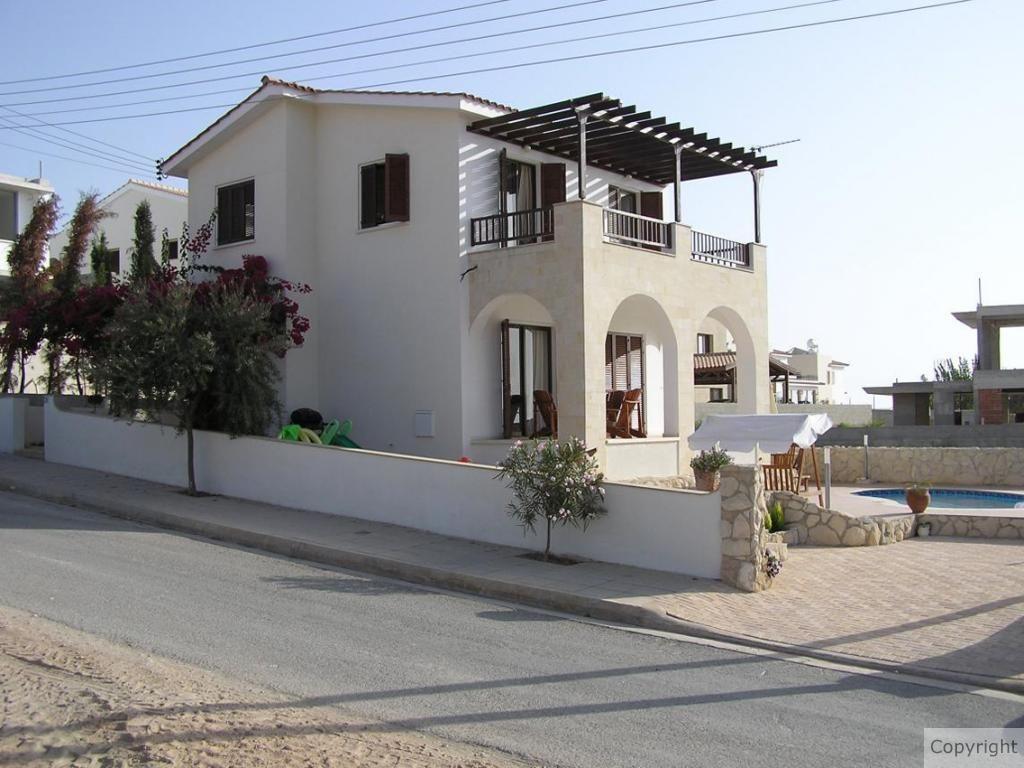 Вилла в Тсаде, Кипр, 130 м2 - фото 1