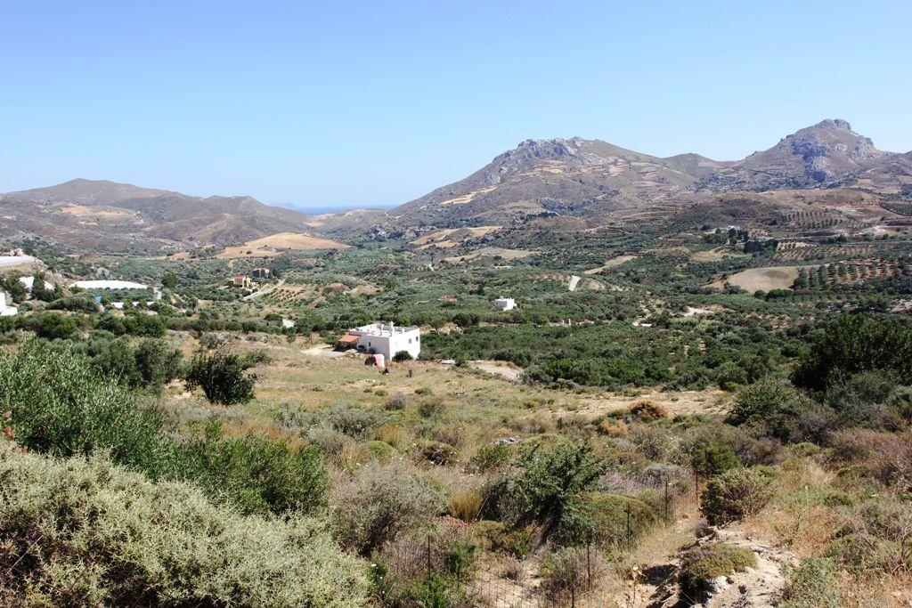 Земля в номе Ретимно, Греция, 800 м2 - фото 1