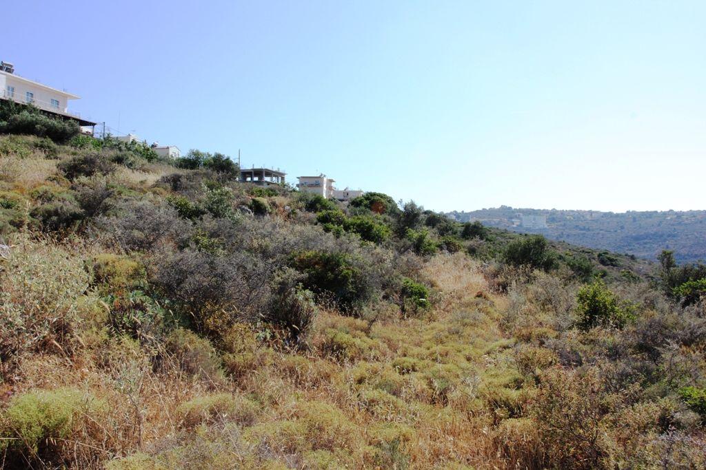 Земля в Ханье, Греция, 1003 м2 - фото 1
