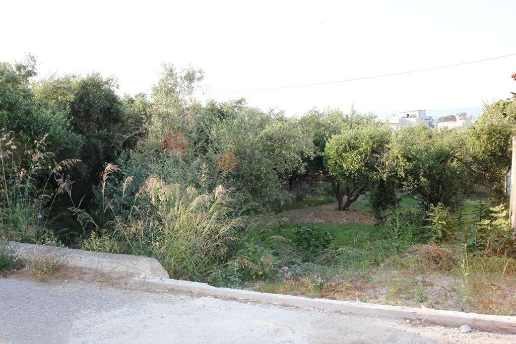 Земля в номе Ханья, Греция, 396 м2 - фото 1