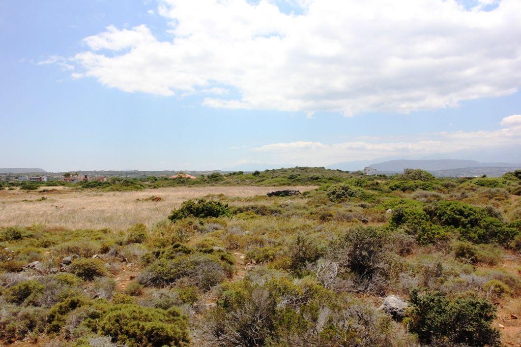 Земля в Ханье, Греция, 65000 м2 - фото 1