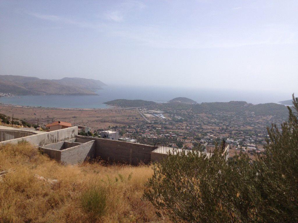 Земля в номе Ханья, Греция, 500 м2 - фото 1