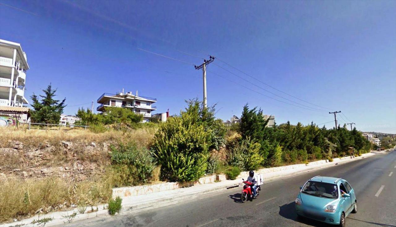Земля в Вуле, Греция, 700 м2 - фото 1