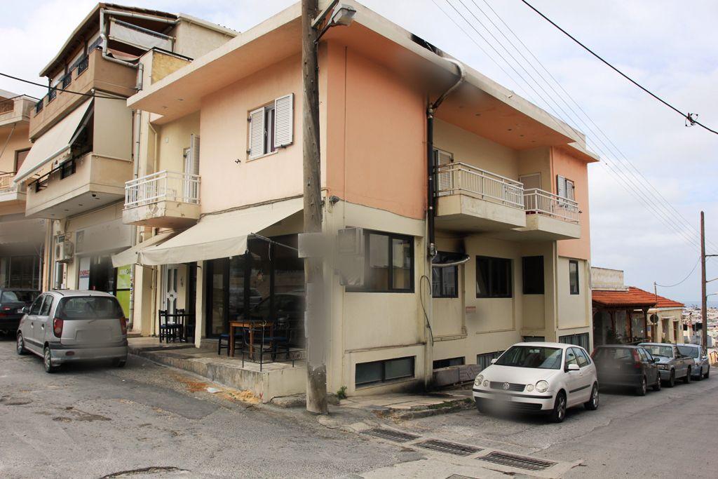 Коммерческая недвижимость в Ираклионе, Греция, 88 м2 - фото 1