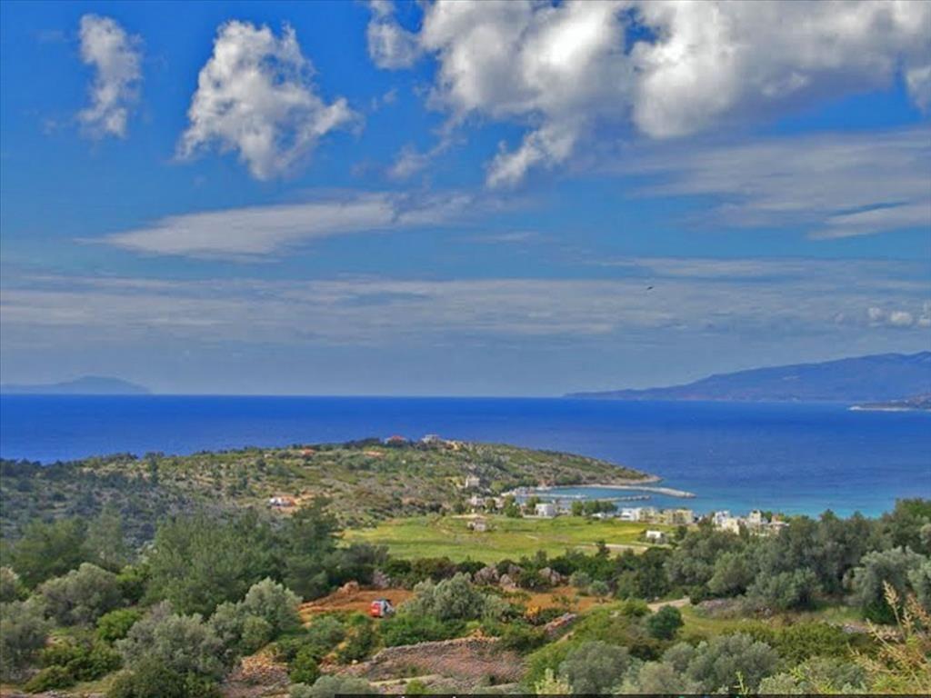 Земля на Хиосе, Греция, 13500 м2 - фото 1