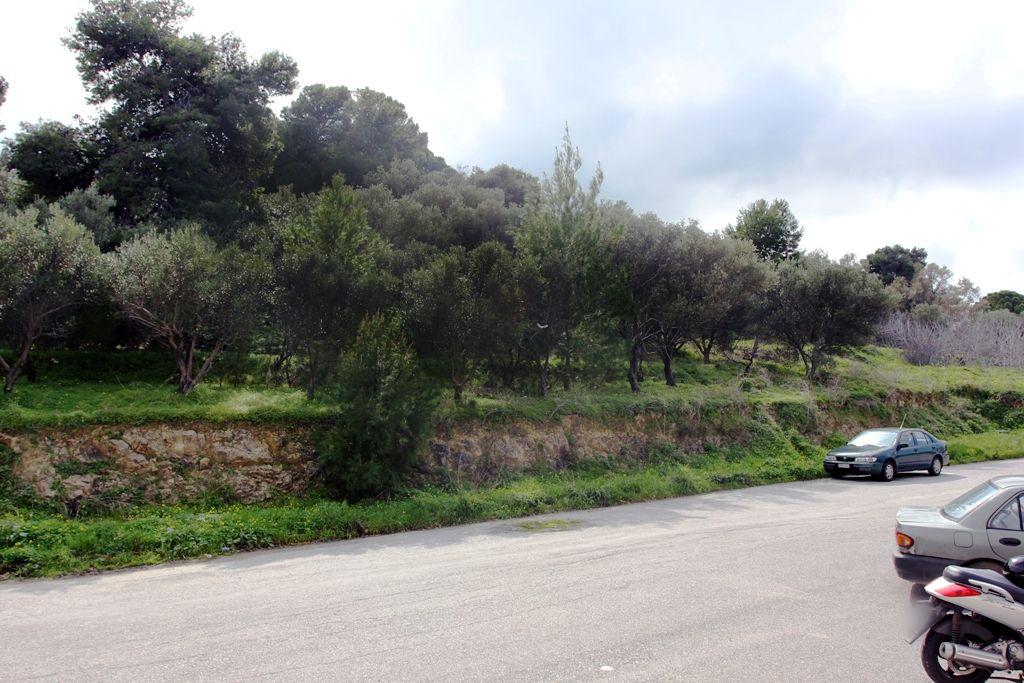 Земля в Ретимно, Греция, 4800 м2 - фото 1