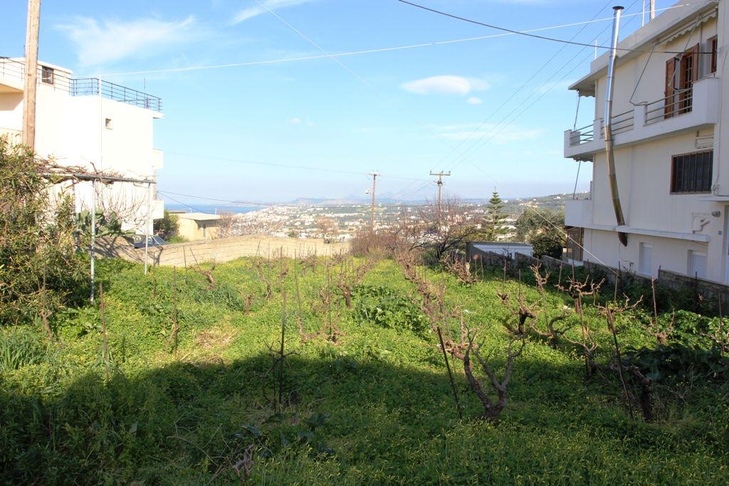 Земля в Ретимно, Греция, 810 м2 - фото 1